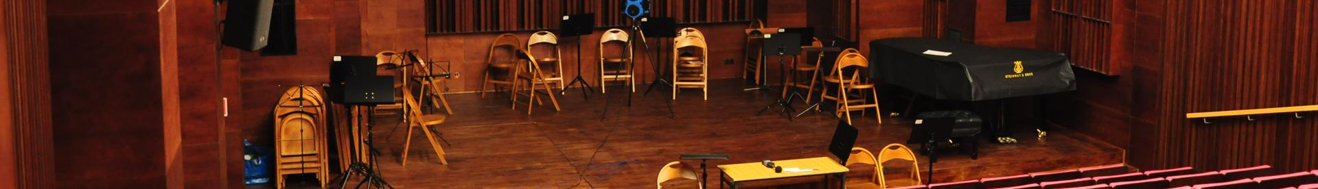 baner sala teatralna